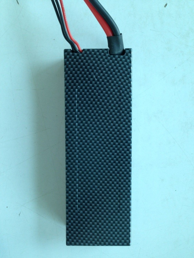 5200MAH 7.4V 45C Hardcase for car